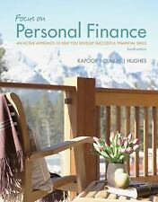 Focus on Personal Finance : An Active Approach to Help You Develop Successful Fi