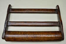 Early Antique Chestnut Rolling Pin - Late 1700's
