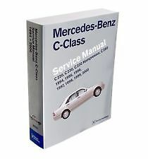 Repair Manual-Bentley WD Express MB 800 W202