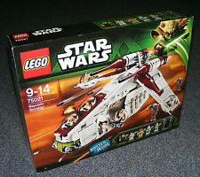 STAR WARS LEGO 75021 REPUBLIC GUNSHIP B-STOCK BRAND NEW BNIB