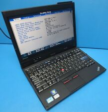 Lenovo X220 Touch Laptop/Tablet-Core i7@2.70GHz-4GB RAM-320GB HDD-CRACKED SCREEN
