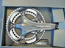Shimano Dura Ace 7800 C Crankset Carbon very limited version NOS New 53/39