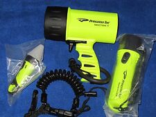 Princeton Tec Nav Pack Light Set for Night Dives Sector 7 LED - Neon Yellow