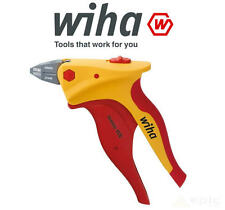Wiha INOMIC VDE 160mm Wire/Cable Diagonal Side Cutter Cutting Plier Tool 30666
