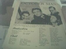 newspaper article 1947 - the hills of donegal production 2 page