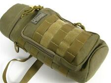 "MAXPEDITION Khaki 12"" x 5"" Large BOTTLE HOLDER! 0323K"