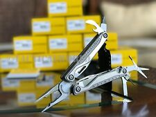 NEW Leatherman CHARGE TTi Multi-Tool, Ballistic Nylon Sheath, 830683