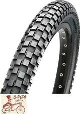 "MAXXIS HOLY ROLLER 60TPI SINGLE COMPOUND 26"" X 2.40"" BLACK WIRE BEAD TIRE"