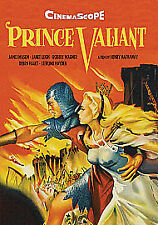 PRINCE VALIANT NEW DVD