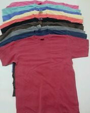 Wholesale lot 60 Comfort Colors T-Shirts 100% Cotton Pre-Shrunk Asstd Size Color