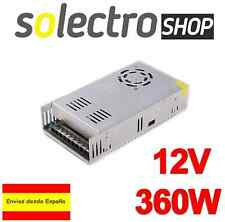 Fuente de alimentación 12V 30A 360W Impresora 3D Reprap Switching Power Supply