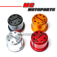Billet CNC Triple Nuts For Ducati 1098 1198 R S 748 749 999 MTS