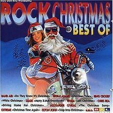 Rock Christmas-Best of (1995) Bryan Adams, Band Aid, Wham!, Mel & Kim, .. [2 CD]