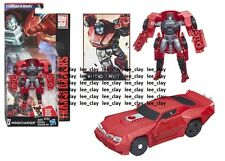Transformers Generations Combiner Wars Windcharger Legends Class Red Camaro NEW!