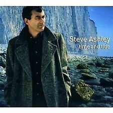 Steve Ashley Time And Tide CD NEW SEALED 2007 Folk