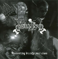 Dodsferd - Martilleo Brutalmente Your Cross CD,greece BM, Thy Oscuro Shade