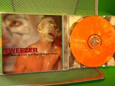 TWEEZER How To Live In A Day Of Moral Chaos CD Atlanta band female drummer