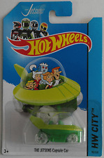 Hot Wheels - The Jetsons Capsule Car Neu/OVP US-Card