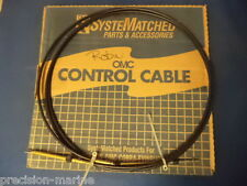 176114, 0176114, Throttle Cable Assy. M10-SD 14 ft. (4.2m), OMC