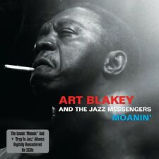 Art Blakey And The Jazz Messengers MOANIN' / ORGY IN RHYTHM New Sealed 2 CD