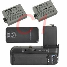 Battery Grip Pack for Canon EOS 450D 500D 1000D XS XSi+2 LP-E5 battery as BG-E5