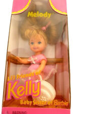 Melody Li'l Friends of Kelly Baby Sister of Barbie Doll NEW 1997