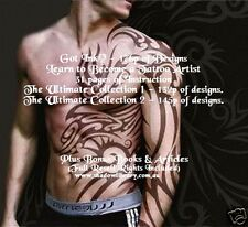 CD- The Ultimate Tattoo Collection - 4 eBooks Plus Bonus Books (Resell Rights)