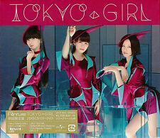 PERFUME-TOKYO GIRL-JAPAN CD+DVD Ltd/Ed D62