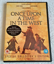 Once Upon A Time In The West (2003, 2-Disc Set) - Special Collector's Edition