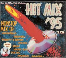 Hit Mix '95 Nonstop Mix... *2 CD*NEU*