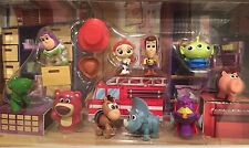 Disney Pixar TOY STORY Minis 10 Pack Miniature Figurines Mint In Package HTF