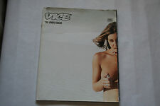Vice Magazine   Volume 13  Issue 7  The Photo Issue  2006