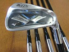 NEW MIZUNO JAPAN JPX800 AD 7-PW,GW&SW Iron Set MI-100 Graphite Regular-Flex