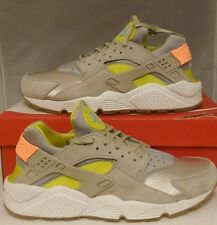 "Nike Air Huarache ""LA Glow"" Metallic silver Size 9.5 UK/EU 44.5 LTD EDITION BNIB"