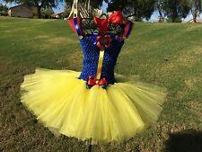 Disney's Snow White Tutu Dress size 6 to 8 Yrs.