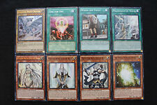 Blue-Eyes White Dragon tuner deck set (The White Stone of Ancients, Maiden with)