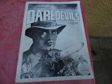 Daredevils Bob Charrette Pauk Hume 1982