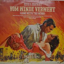 """OST - SOUNDTRACK - VOM WINDE VERWEHT - MAX STEINER  12""""  LP (M851)"""