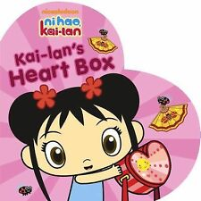 Kai-Lan's Heart Box by Maggie Testa (2010, Board Book)