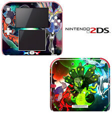 Vinyl Skin Decal Cover for Nintendo 2DS - Pokemon X Y Special Edition