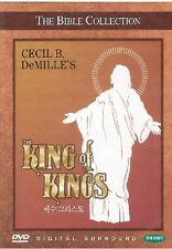 THE BIBLE COLLECTION # The King of Kings DVD (Sealed) ~ Cecil B.