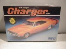 MPC Ertl 1969 Dodge Charger 500 2 in1 1/25 Model Car Kit - Factory Sealed NEW