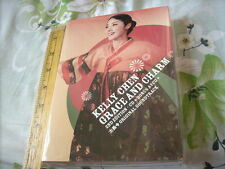 a941981 Kelly Chen 陳慧琳 Grace and Charm Go East CD + AVCD