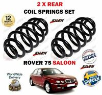 FOR ROVER 75 SALOON 1.8 2.0 2.5 + CDTI 1999-2005 NEW 2 X REAR COIL SPRING SET