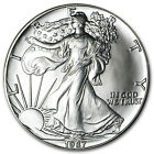 1987 1 oz Silver American Eagle Coin - Brilliant Uncirculated - SKU #1083