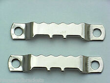 PICTURE FRAME SAWTOOTH 50 x 45mm  HOOKS CANVAS HANGER ART HANGER FREE POST