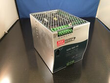 New - Mean Well SDR-960-48 AC/DC Power Supply Single-OUT 48V 20A 960W