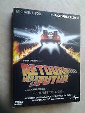 21646 //RETOUR VERS LE FUTUR COFFRET 3 DVD