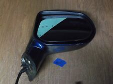 2006-2011 HONDA CIVIC PASSENGER POWER NONHEATED MIRROR OEM ROYAL BLUE 4 DOOR