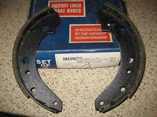 HILLMAN HUNTER / SUNBEAM ALPINE RAPIER FASTBACK / HUMBER (1968-79) - BRAKE SHOES